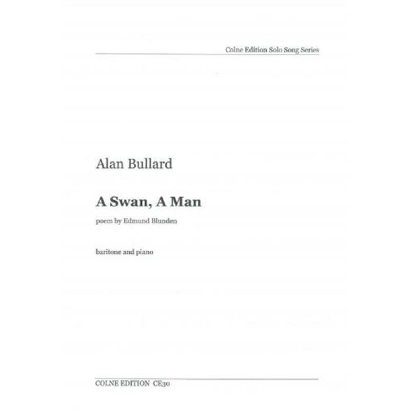 Titelbild für COLNE 30 - A SWAN A MAN