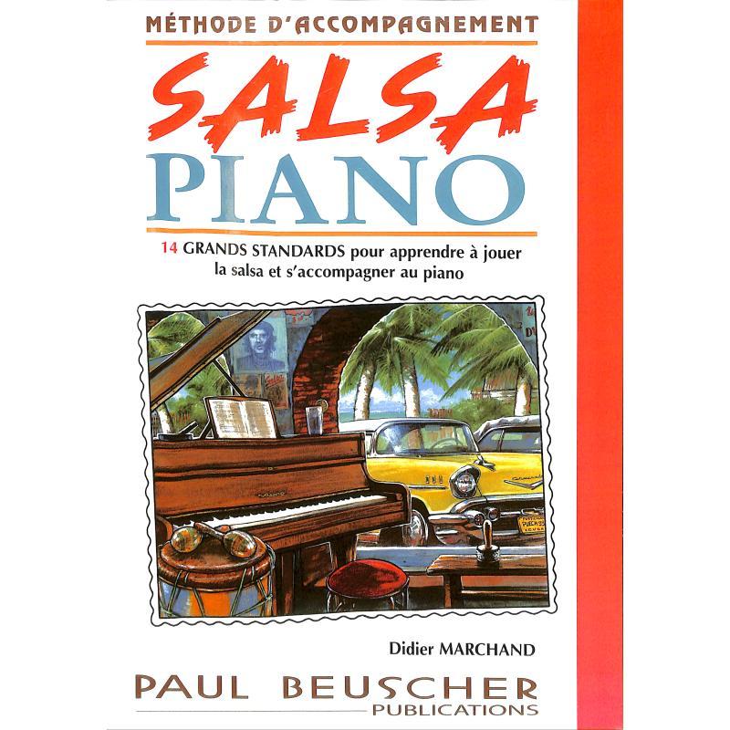 Titelbild für EPB 1170 - Salsa Piano