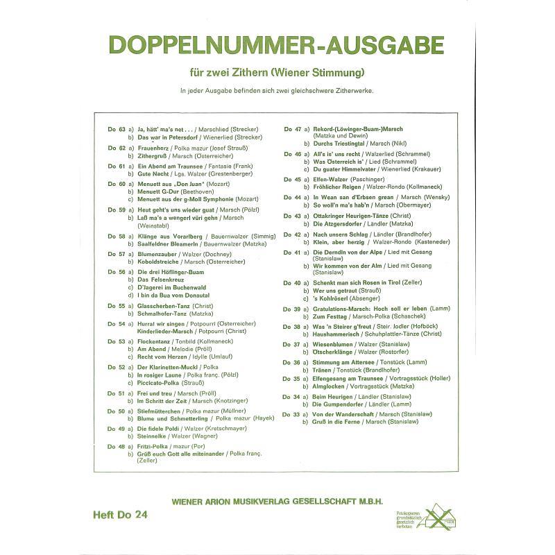 Titelbild für WEINB 1999-10 - ABENDLAEUTEN IM HOCHGEBIRG + KAERNTNER HEIMATKLAENGE +
