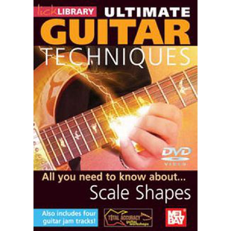 Titelbild für RDR 0063 - ULTIMATE GUITAR TECHNIQUES
