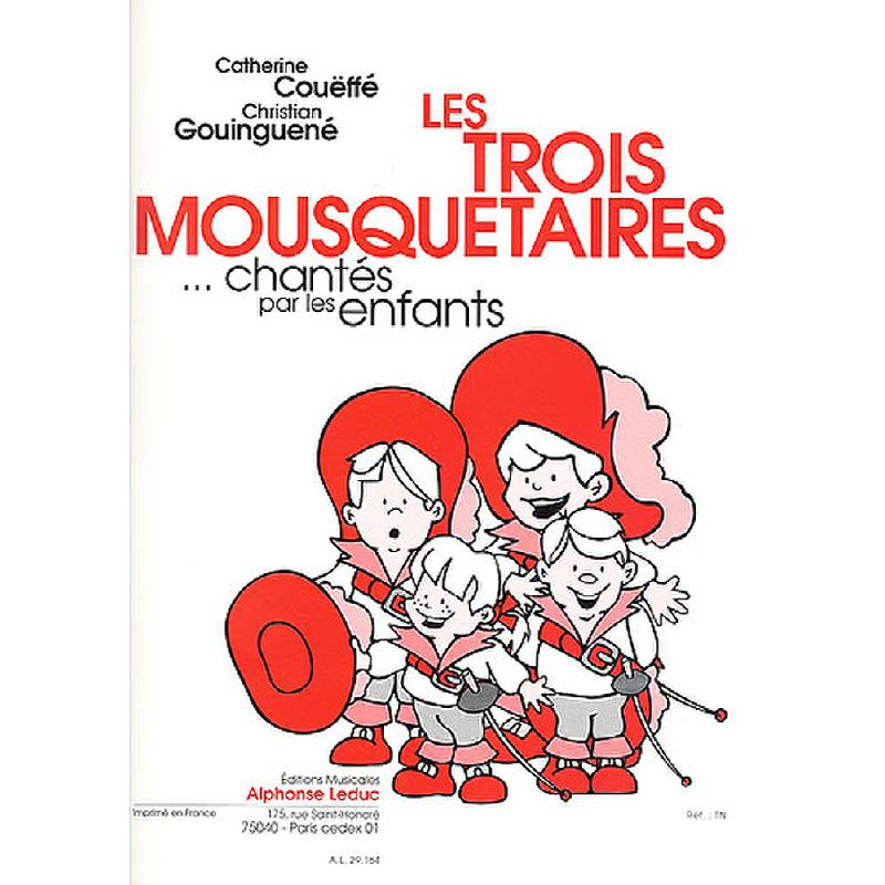 Titelbild für AL 29164 - LES TROIS MOUSQUETAIRES