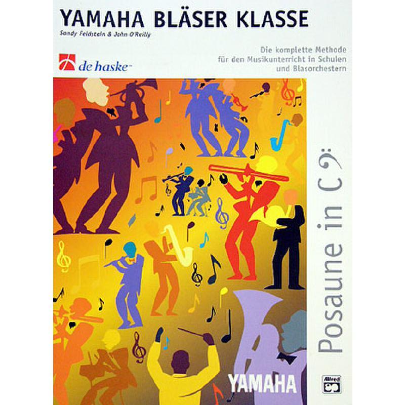 Titelbild für HASKE 970980 - YAMAHA BLAESER KLASSE