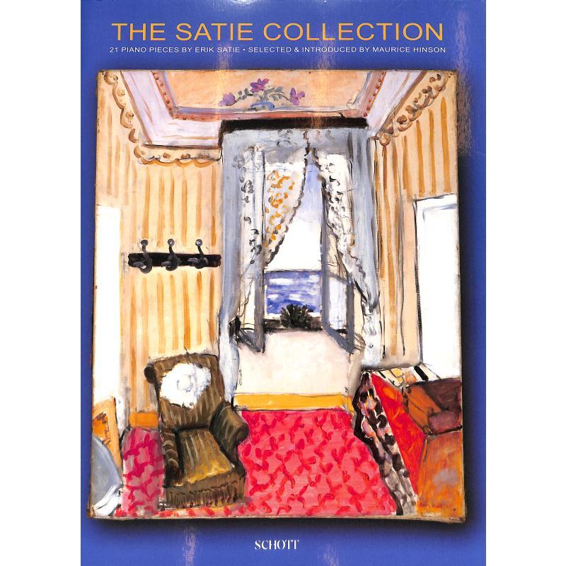 Titelbild für SMC 548 - SATIE COLLECTION