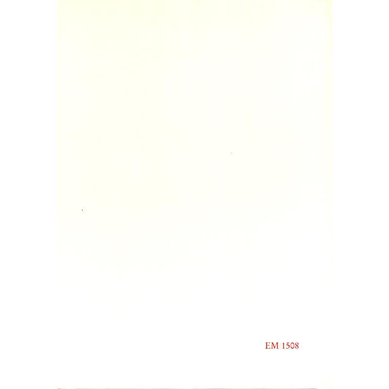 Notenbild für MERS 1508 - ACTA ORGANOLOGICA BD 28