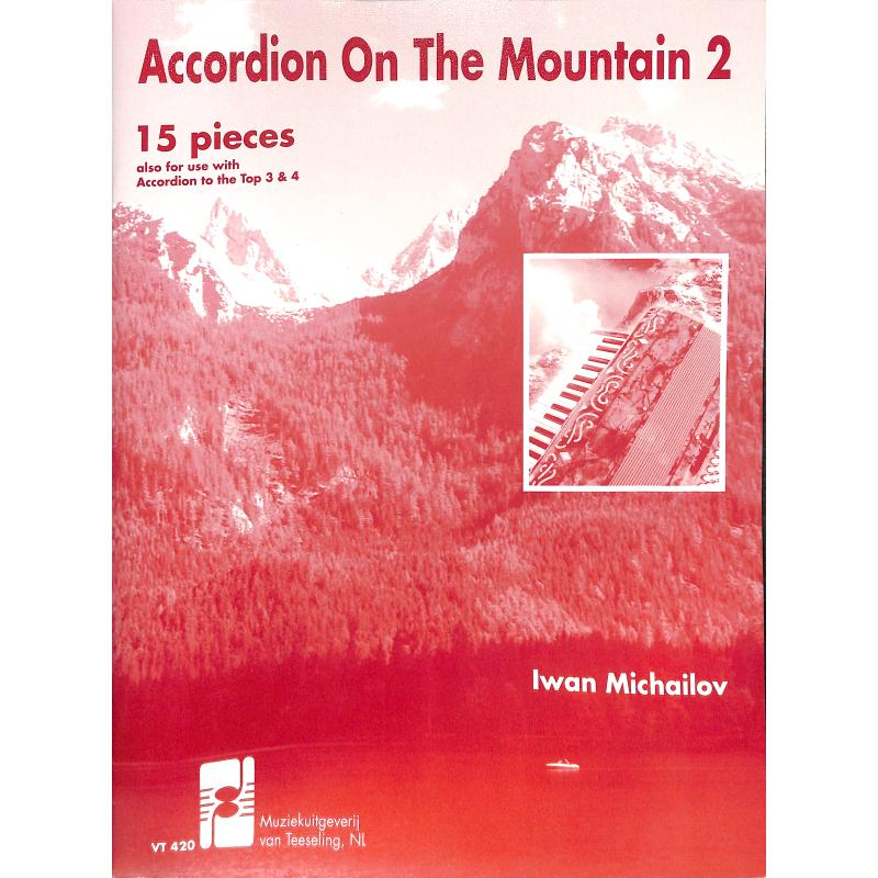 Titelbild für VT 420 - ACCORDION ON THE MOUNTAIN 2