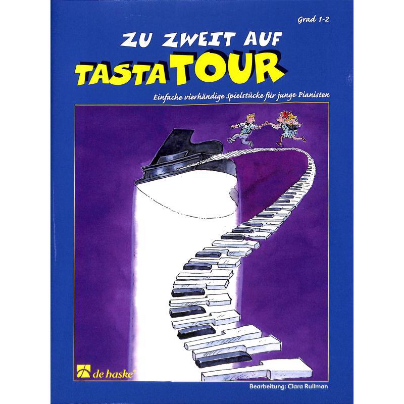Titelbild für HASKE 981270 - ZU ZWEIT AUF TASTATOUR