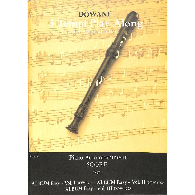 Titelbild für DOWANI 11 - ZU DOWANI 1001 1002 + 1003