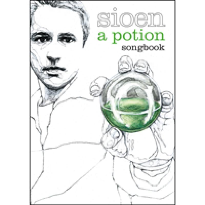 Titelbild für KAMELEON 01 - A POTION - SONGBOOK