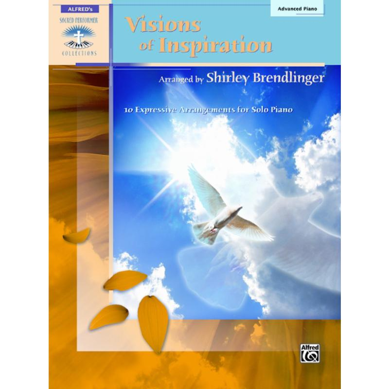 Titelbild für ALF 25241 - VISIONS OF INSPIRATION