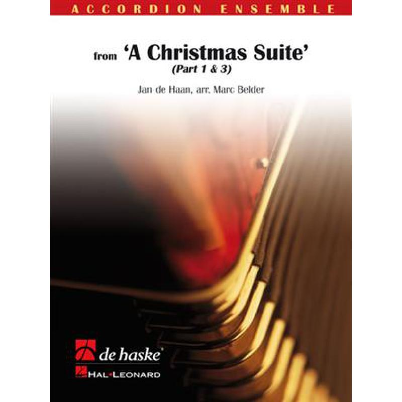 Titelbild für HASKE 910312 - A CHRISTMAS SUITE