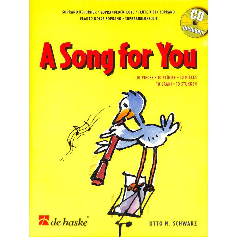 Titelbild für HASKE -DHI0494 - A SONG FOR YOU