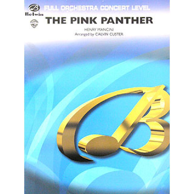 Titelbild für IM 2739PB6X - THE PINK PANTHER