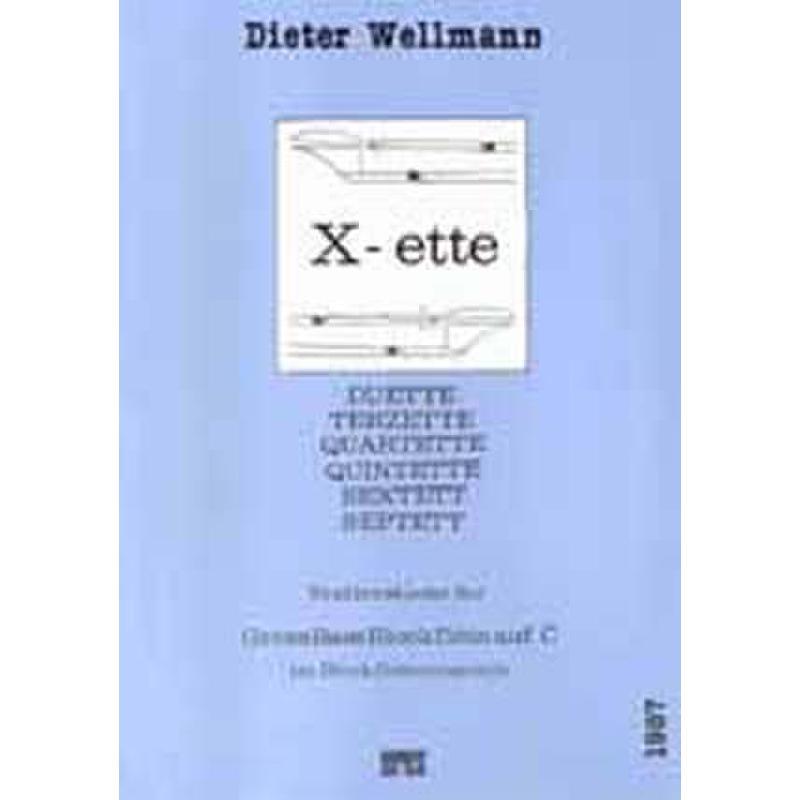 Titelbild für ERES 1987 - X-ETTE