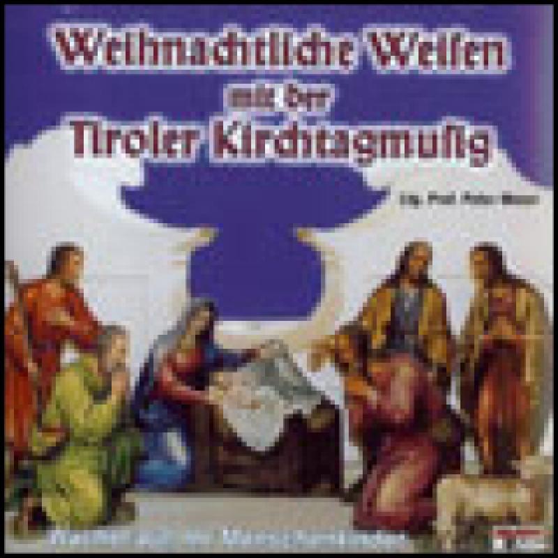 Titelbild für EDELMANN -CD8553 - WEIHNACHTLICHE WEISEN