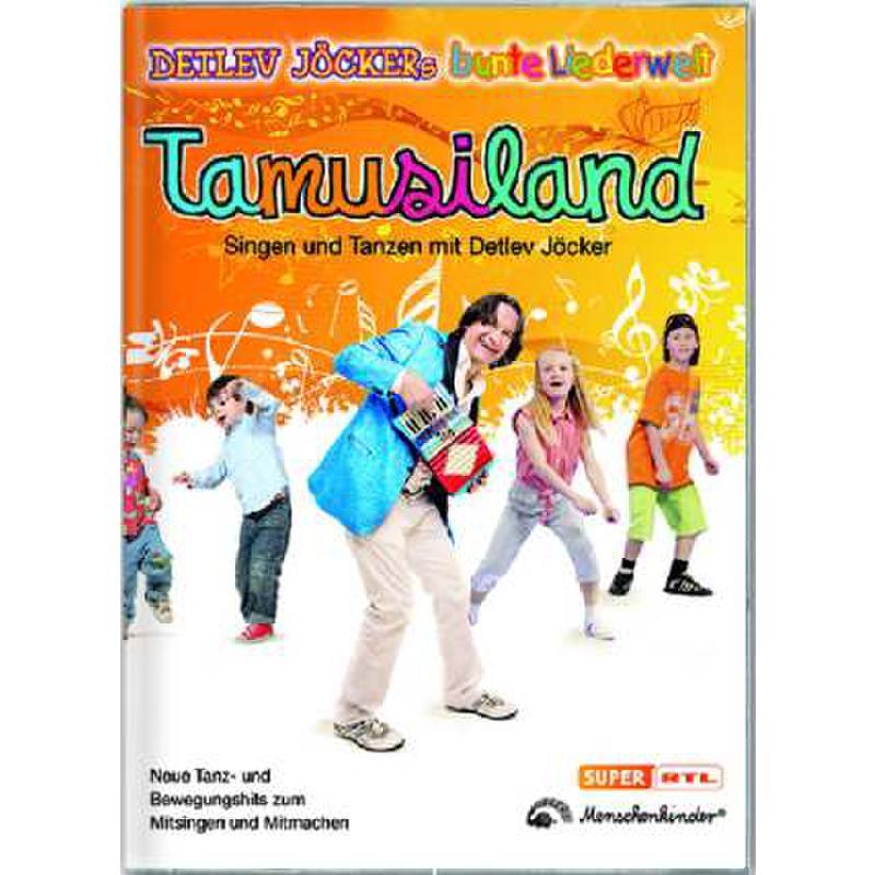 Titelbild für 978-3-89516-286-2 - TAMUSI LAND