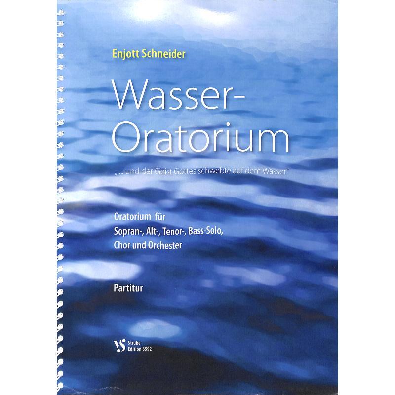 Titelbild für VS 6592 - WASSERORATORIUM
