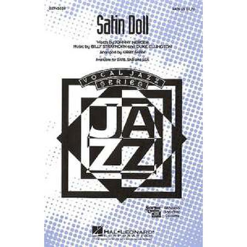 Titelbild für MSAM 930435 - SATIN DOLL