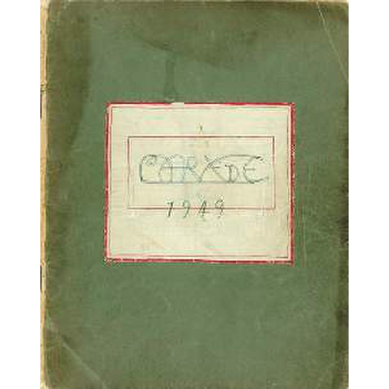 Titelbild für ED 13322 - PARADE (1949)