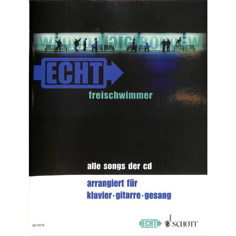 Titelbild für ED 9278 - FREISCHWIMMER