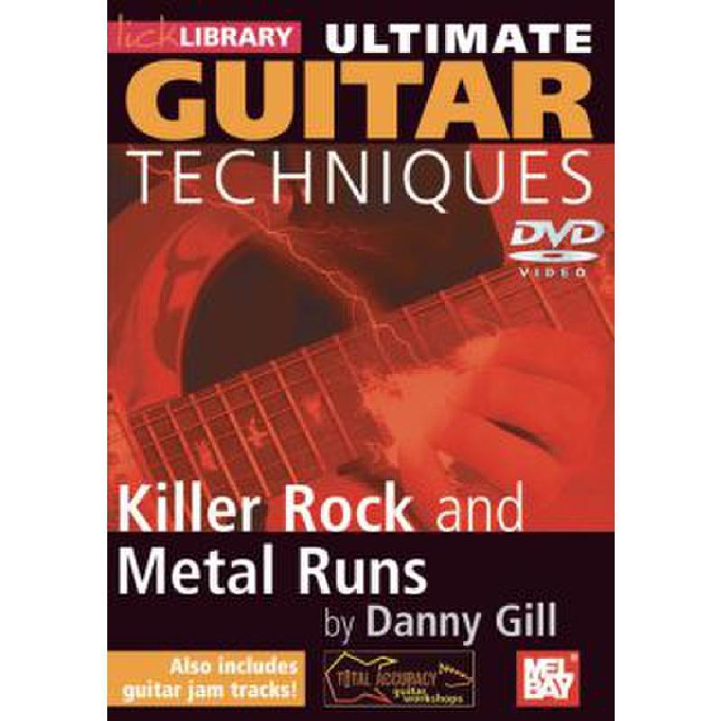 Titelbild für RDR 0127 - ULTIMATE GUITAR TECHNIQUES