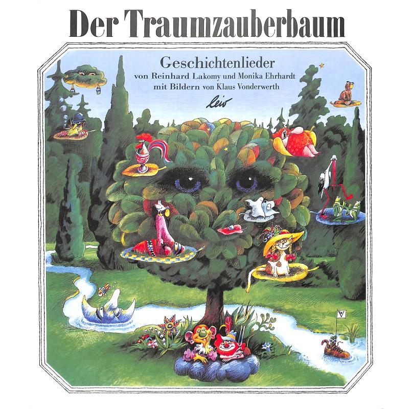 Titelbild für 978-3-89603-395-6 - DER TRAUMZAUBERBAUM