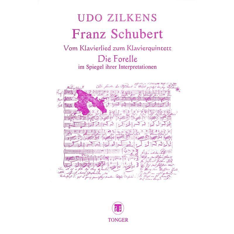 Titelbild für PJT 2854-1 - FRANZ SCHUBERT - VOM KLAVIERLIED ZUM KLAVIERQUINTETT