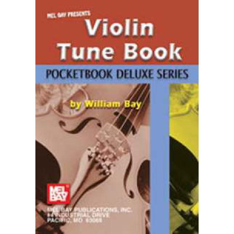 Titelbild für MB 21205 - VIOLIN TUNE BOOK