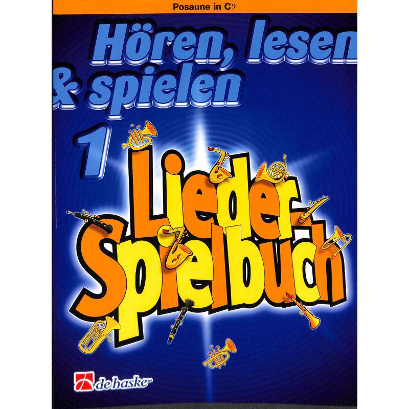 Titelbild für HASKE 991763 - HOEREN LESEN & SPIELEN 1 - LIEDERSPIELBUCH