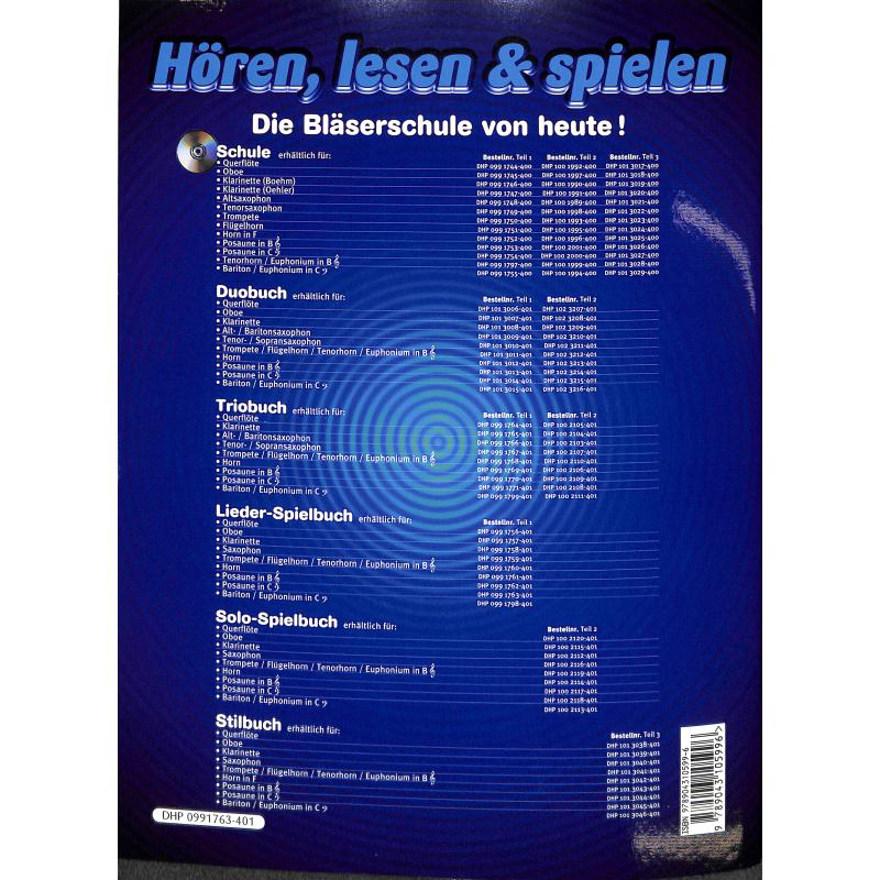 Notenbild für HASKE 991763 - HOEREN LESEN & SPIELEN 1 - LIEDERSPIELBUCH