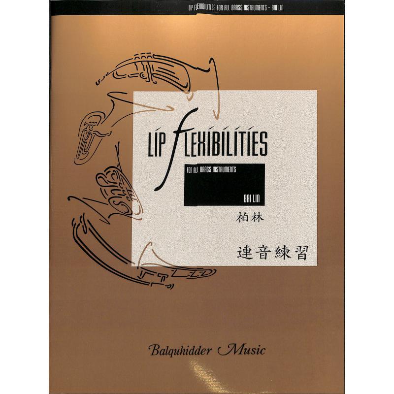Titelbild für CF -BQ38 - LIP FLEXIBILITIES FOR ALL BRASS INSTRUMENTS
