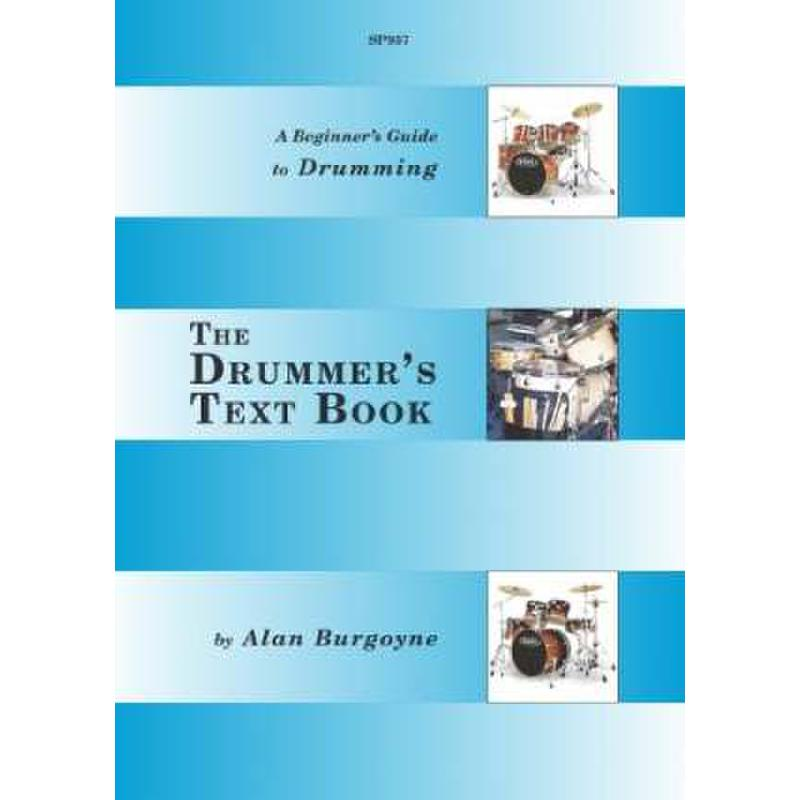Titelbild für SPARTAN 957 - THE DRUMMER'S TEXT BOOK