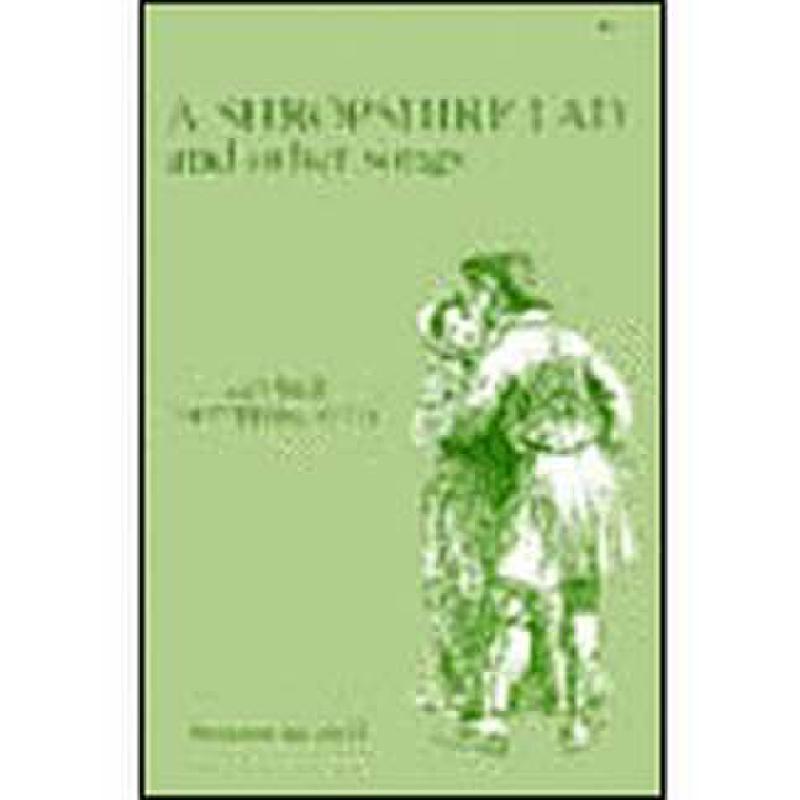 Titelbild für STAINER -B333 - A SHROPSHIRE LAD