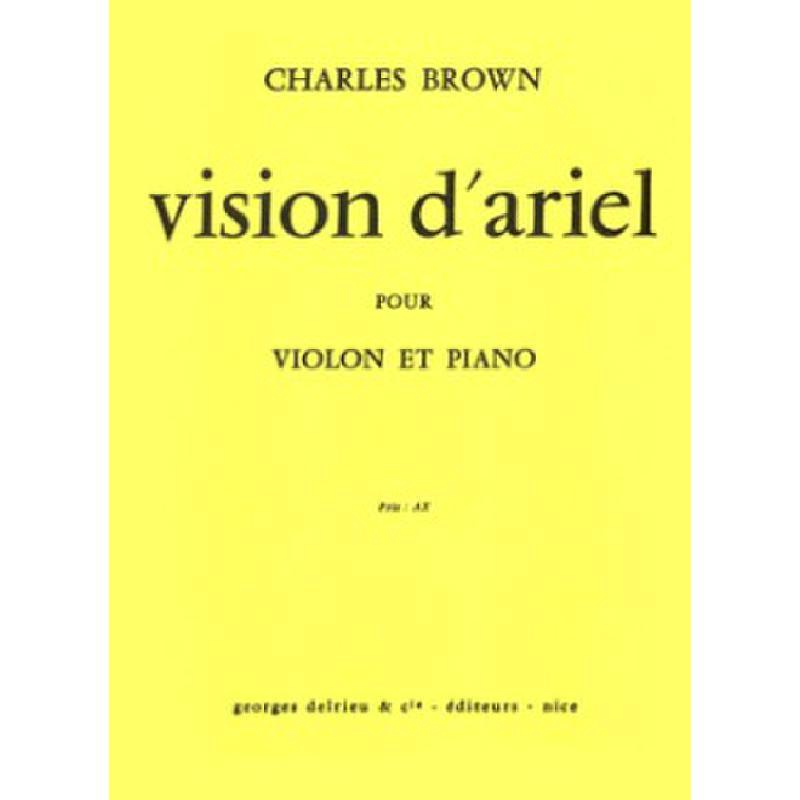 Titelbild für DELRIEU 1404 - VISION D'ARIEL
