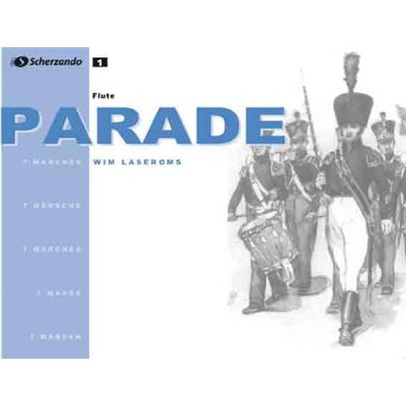 Titelbild für HASKE -S0461989005 - PARADE - 7 MAERSCHE