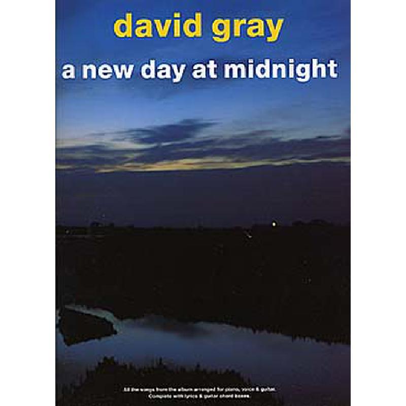 Titelbild für MSAM 976140 - A NEW DAY AT MIDNIGHT