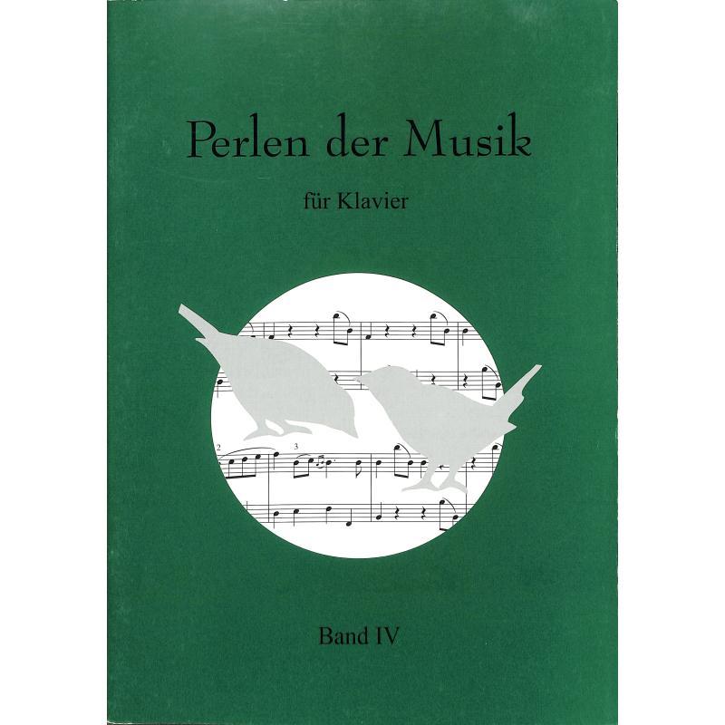 Titelbild für INTRO 154911 - PERLEN DER MUSIK 4
