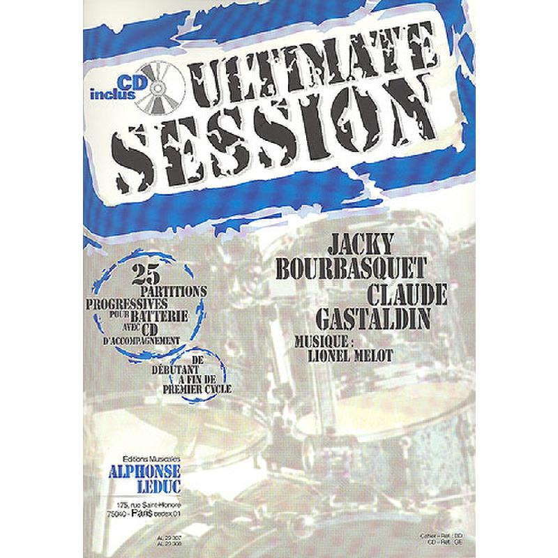 Titelbild für AL 29307 - ULTIMATE SESSION - 25 PARTITIONS