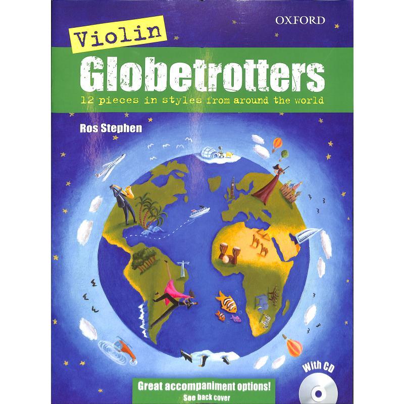 Titelbild für 978-0-19-336944-3 - VIOLIN GLOBETROTTERS