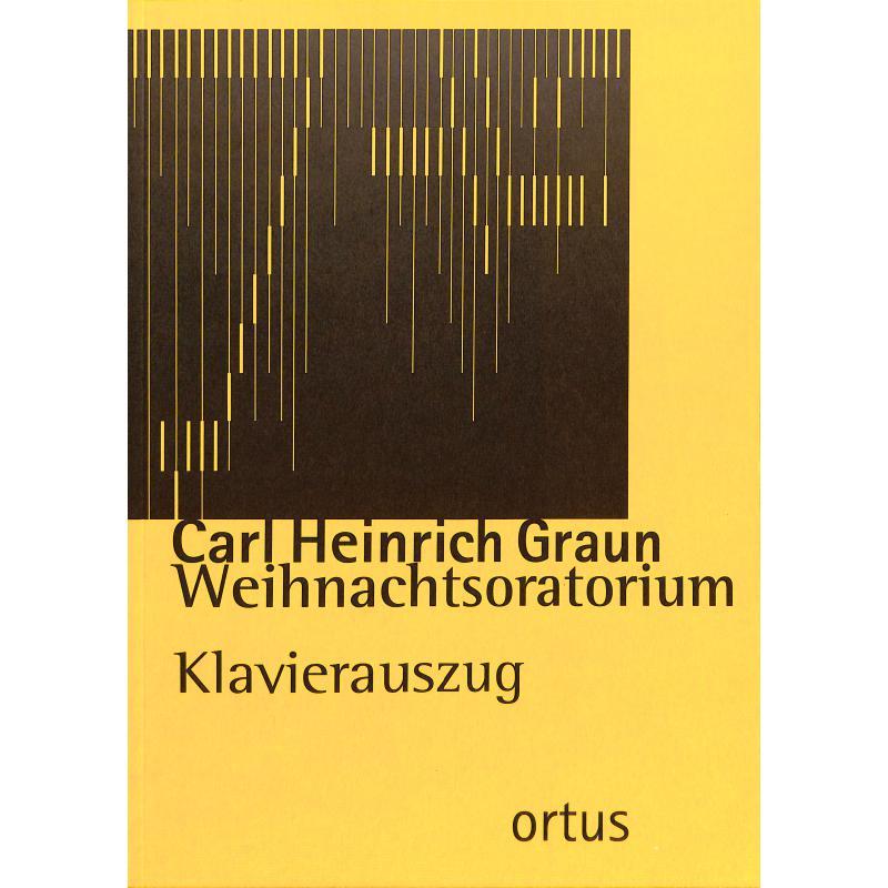 Titelbild für ORTUS 1-2 - ORATORIUM IN FESTUM NATIVITATIS CHRISTI