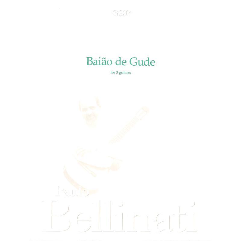 Titelbild für GSP 160 - BAIAO DE GUDE