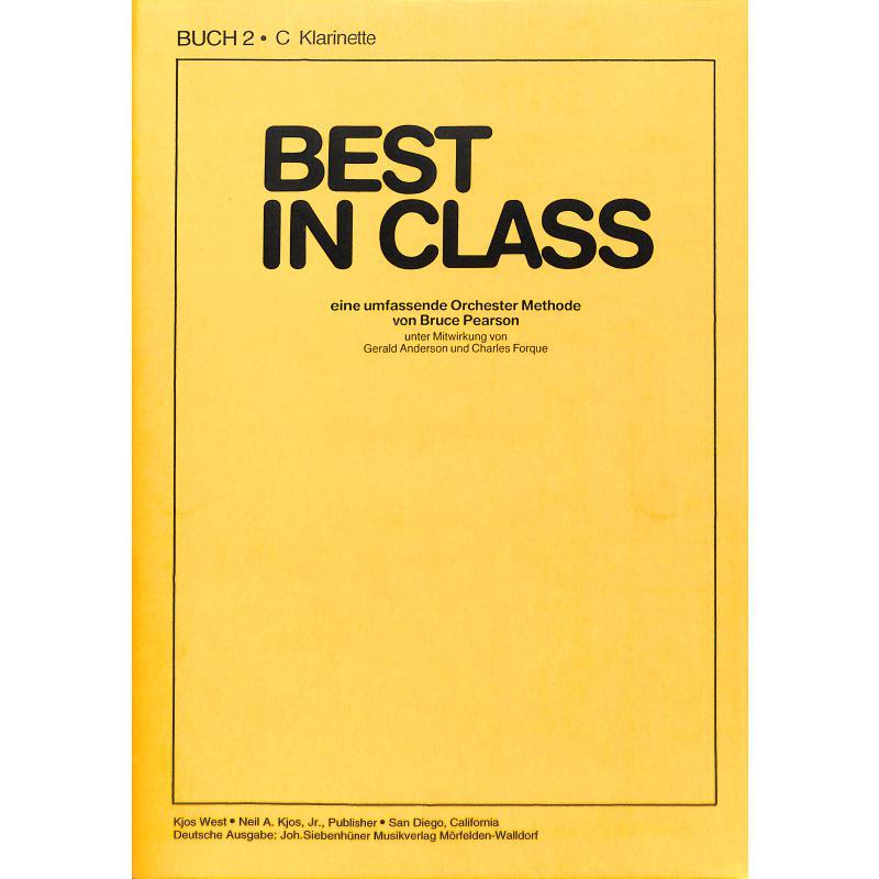 Titelbild für SIEB 24673 - BEST IN CLASS 2