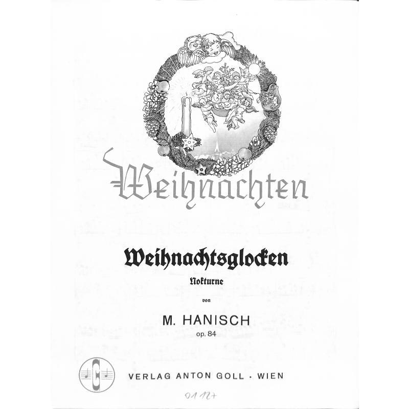 Titelbild für DO 01127 - WEIHNACHTSGLOCKEN OP 84