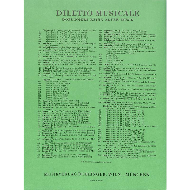 Notenbild für DO 06950 - ZWOELFTONSPIEL (26.7.1957)
