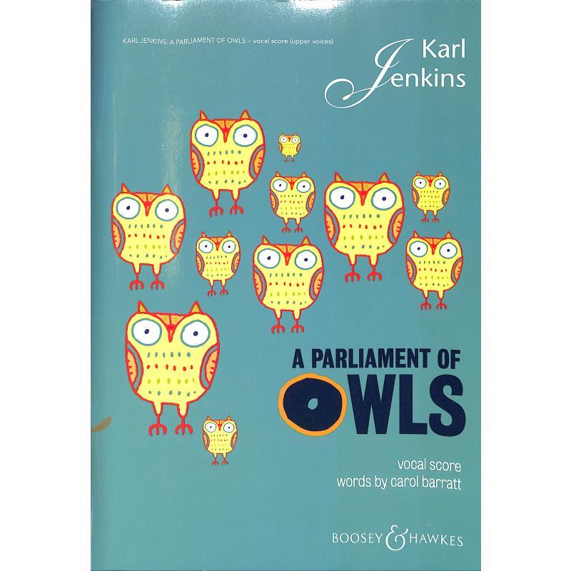 Titelbild für BH 12281 - A PARLIAMENT OF OWLS - FCH ENSEMBLE