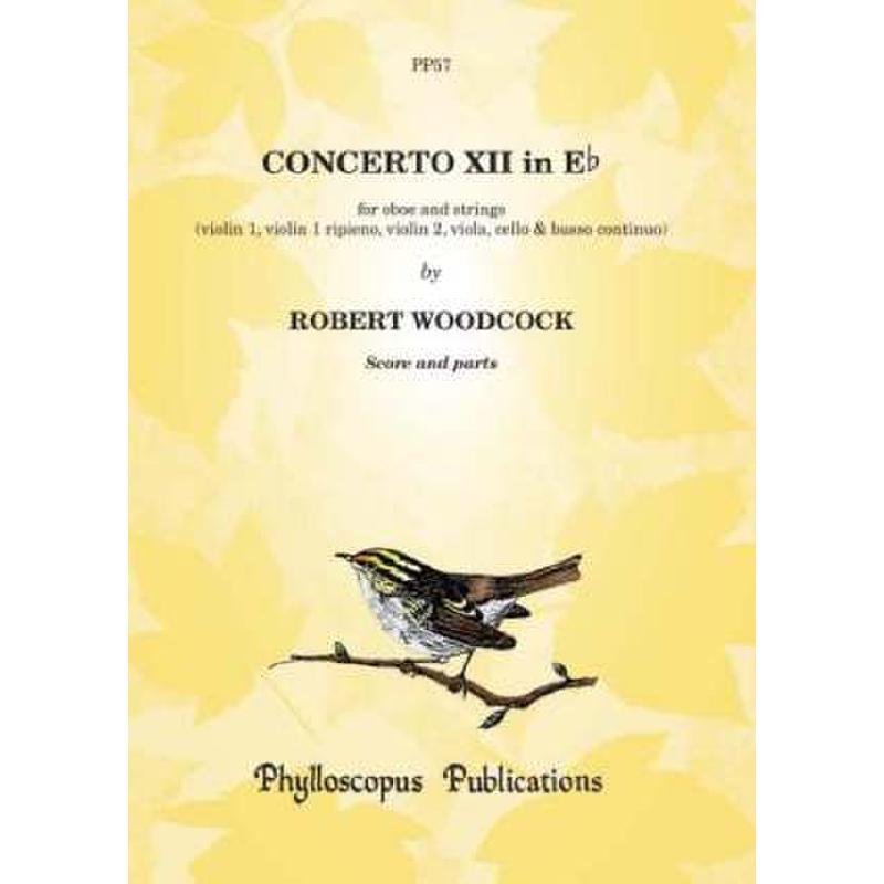 Titelbild für PHYLL -PP57 - CONCERTO 12 ES-DUR