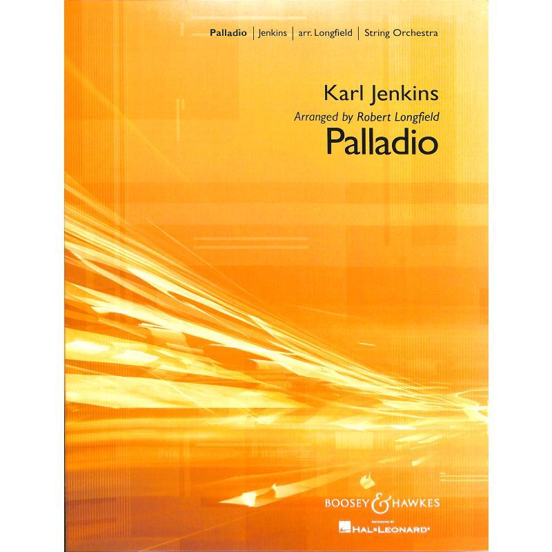 Titelbild für BH 77844 - PALLADIO