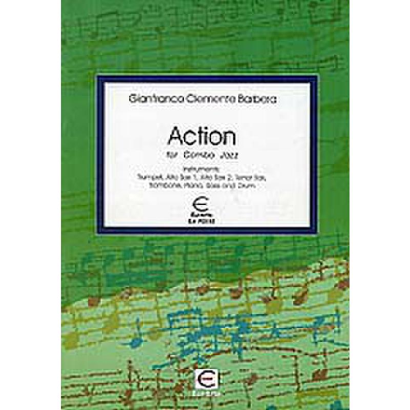 Titelbild für EAP 0192 - ACTION FOR COMBO JAZZ