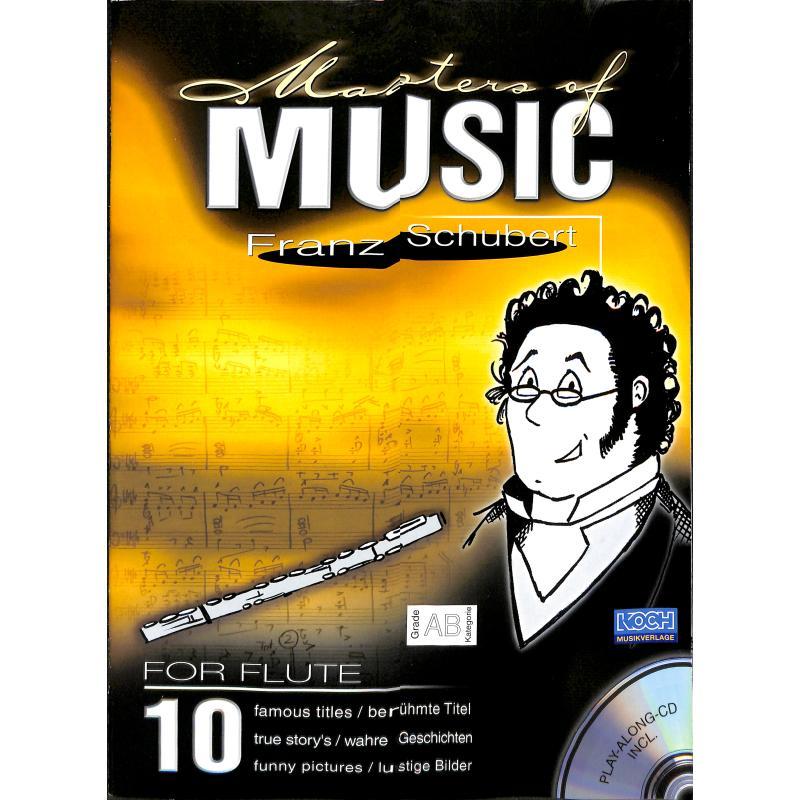 Titelbild für ECHO 023571 - MASTERS OF MUSIC