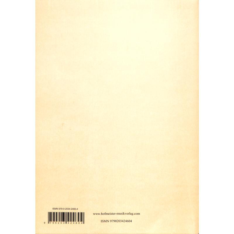 Notenbild für FH 2460 - VOM HIMMEL HOCH - CHORALFANTASIE