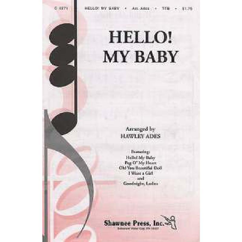 Titelbild für MSSP 17593 - HELLO MY BABY